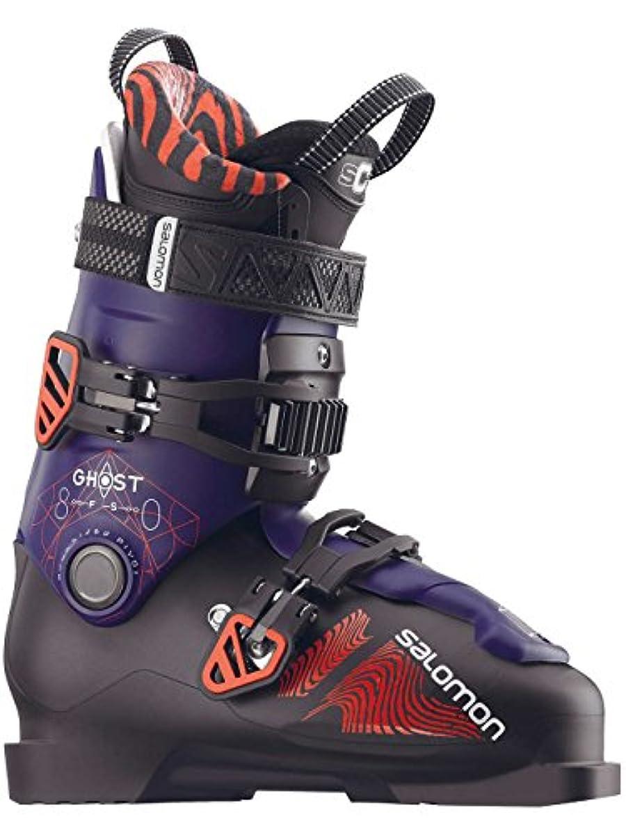 [해외] 살로몬 스키화 GHOST FS 80 BD L39937000 BK/DPU 26.5