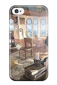 Evelyn Alas Elder's Shop atlantica animegames Anime Pop Culture Hard Plastic iPhone 4/4s cases 5000873K443290113