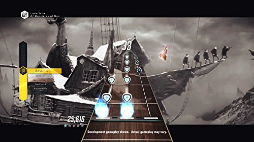 Guitar Hero Live with Guitar Controller (Xbox One) 7
