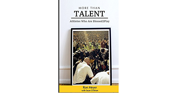 More Than Talent: Athletes Who Are Blessed2Play: Amazon.es ...
