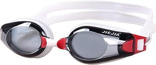 Occhiali per adulti Occhialini da nuoto, occhiali antinebbia anti-appannamento, impermeabili, anti-UV, senza occhialini da nuoto con design a tenuta, occhialini da nuoto galvanici HD, occhialini da nu