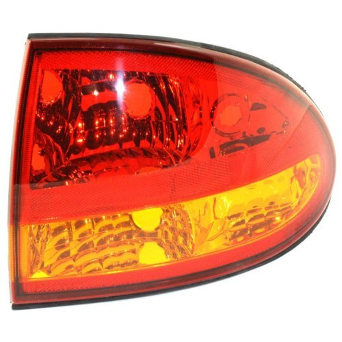 Oldsmobile Alero Replacement Tail Light Unit - Passenger Side