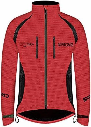 ژاکت دوچرخه سواری منعکس کننده و ضد آب 100٪ Proviz Reflect360 CRS + مردان