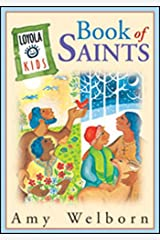 Loyola Kids Book of  Saints Hardcover