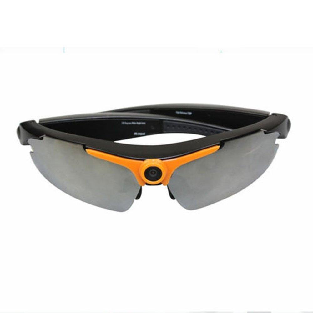 Red Squirrel 12/m pixel Smart occhiali con videocamera 1080p Support micro-tf 8/GB a 32/GB per godere un esperienza piacevole durante il viaggio