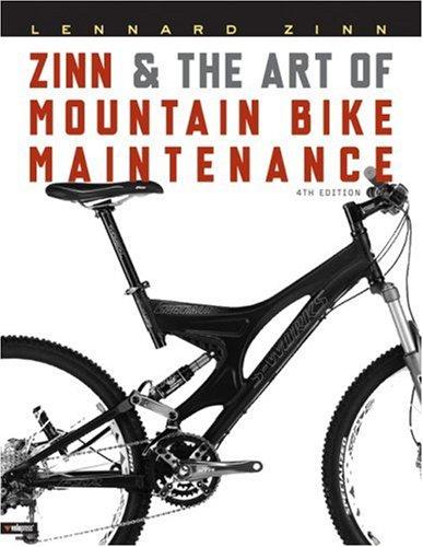 Download Zinn and the Art of Mountain Bike Maintenance pdf