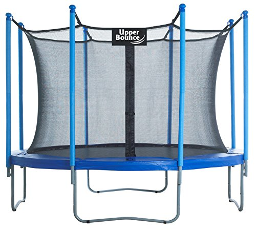 Upper Bounce 16 FT. Trampoline & Enclosure Set equipped with the New...