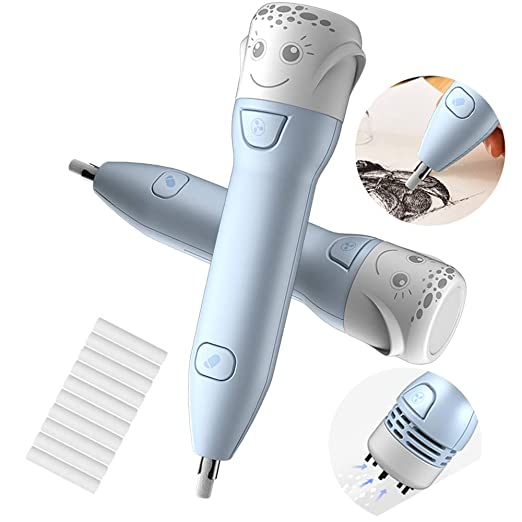 Amazon.com: Elegante borrador eléctrico Pende Kit de ...