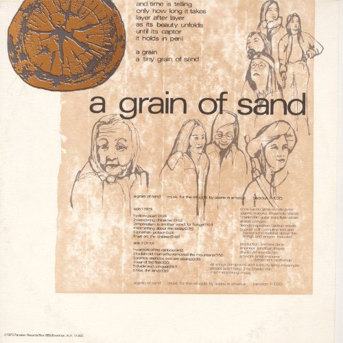 (A Grain of Sand: Music for the Struggle by Asians in America)