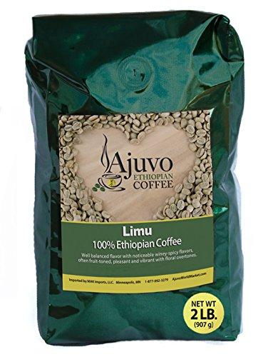 UPC 896413002317, Ethiopian Limu Coffee - Roasted, Whole Bean (2 lb)