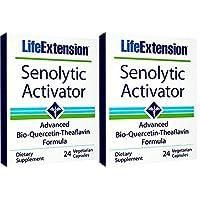 Life Extension Senolytic Formula 2 Pack Bundle
