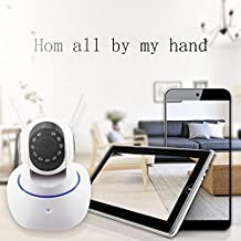 HD 720p WiFi Security Network Surveillance Camera system Remote Motion Detect Infrared Night Vision,Motion DetectionBaby MonitorPC/iPhone/ Android View