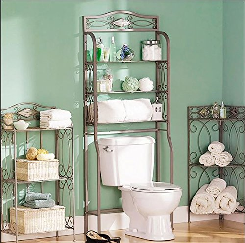 Harper Blvd Reflections Spacesaver Shelves with -