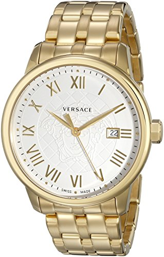 Versace-Mens-VQS060015-Business-Gold-Ion-Plated-Stainless-Steel-Watch
