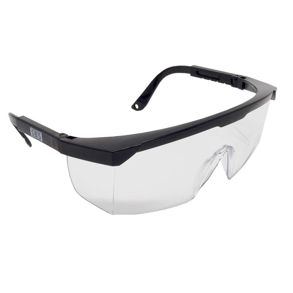 Gafas seguridad para protección de pequeñas esquirlas.