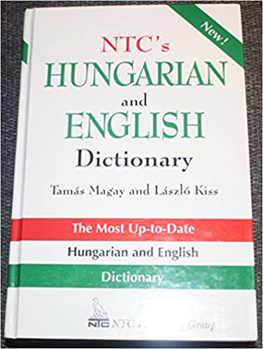 Ntcs Hungarian and English Dictionary