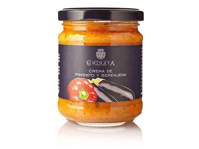 Paté de Pimientos & Berenjenas (180 g) - La Chinata