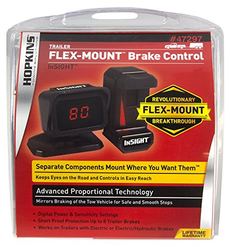 Hopkins 47297 INSIGHT Brake Control by Hopkins Towing Solutions (Image #5)