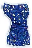 Nageuret Reusable Swim Diaper, Adjustable & Stylish