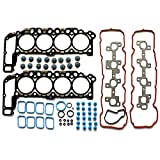ECCPP Timing Cover Gasket Sets Automotive Replacement Engine Timing Cover Gasket Kits for Chrysler Dodge Jeep 2004-2007 4.7L V8 SOHC