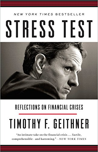 Which is the best stress test, reflections on financial crises?