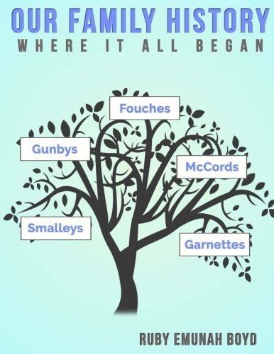 Our Family History: Where It All Began pdf epub