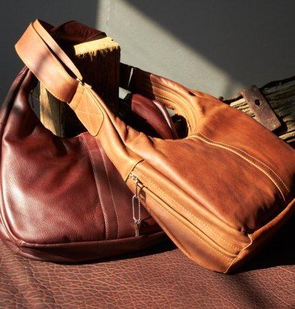 American Hobo Concealed Carry Handbag by Coronado Leather