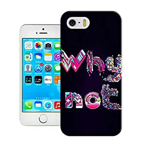 Why Not figure 3D art top quality iPhone6 case 4.7 inches protection shell for sale by LeTian Case