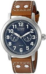 Citizen Eco-Drive Men's AO9030-05L Avion Watch