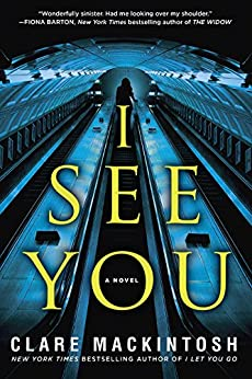 I See You by [Mackintosh, Clare]