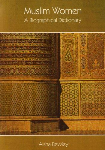Book Muslim Women: A Biographical Dictionary K.I.N.D.L.E