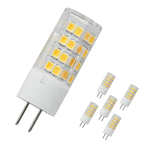 Orange-1 G6.35 LED Light Bulb 5W AC 110V 120V 130V Voltage,