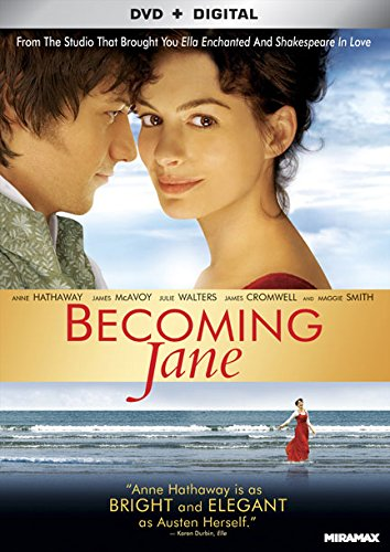 Becoming Jane [DVD + Digital]