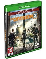 Risparmia su The Division 2 - Limited Edition [Esclusiva Amazon] - Xbox One e molto altro