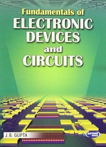 amazon com fundamentals of electronics devices \u0026 circuits