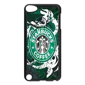 Starbucks Coffee Print01.jpgiPod Touch 5 Case Black 05Go-442976