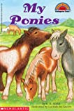 img - for My Ponies (Hello Reader!) book / textbook / text book