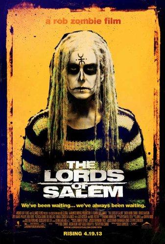 The Lords of Salem (2012) 11 x 17 Movie Poster Sheri Moon Zombie, Bruce Davison, Jeff Daniel, Style B