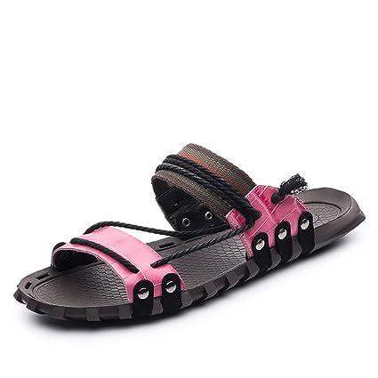Hombres Fuerte Antideslizante Cuerda Zapatilla Yajie 2019 Shoes TcFKJl1