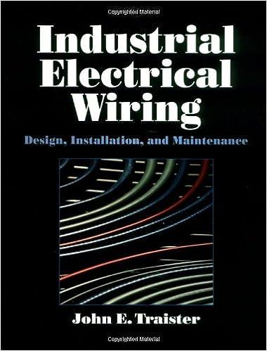Pleasant Industrial Electrical Wiring Design Installation And Maintenance Wiring 101 Relewellnesstrialsorg