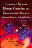 img - for Monomers, Oligomers, Polymers, Composites, and Nanocomposites Research: Synthesis, Properties and Applications (Polymer Yearbook) book / textbook / text book