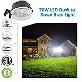 SZGMJIA LED Barn Light 70W, 9800lm Dusk to Dawn