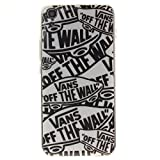 Huawei Y6 Case, SsHhUu Unique Letter Style Design Ultra Slim Soft TPU Flexible Durable Gel Silicone Protective Rear Skin Cover for Huawei Honor 4A Huawei Y6 5.0""