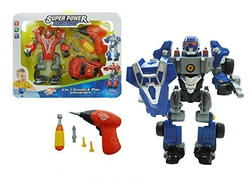 super power robot - 1