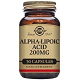 Cheap Solgar – Alpha Lipoic Acid 200 mg, 50 Vegetable Capsules