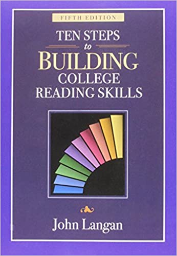 Ten steps to building college reading skills john langan ten steps to building college reading skills 5th edition fandeluxe Image collections