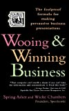 Wooing and Winning Business, Spring Asher and Wicke Chambers, 0471141925