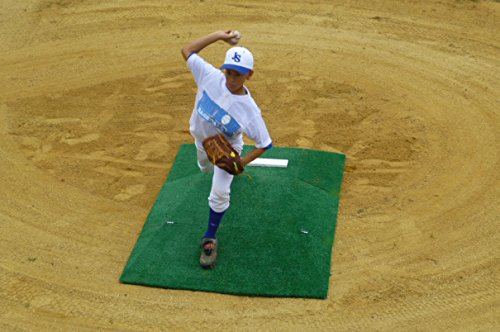 Mound Pitching (ElitePitch Game Ready Portable Pitching Mound Fiberglass/Polyeurethane/Lumber)
