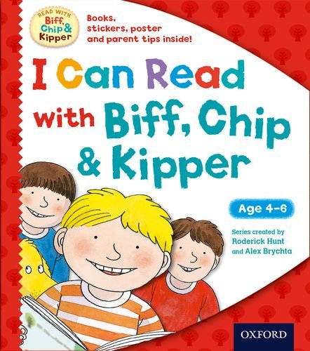 Download I Can Read with Biff, Chip and Kipper Pack pdf