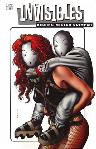Download [ The Invisibles: Kissing Mr. Quimper Vol 06 BY Morrison, Grant ( Author ) ] { Paperback } 2000 ebook